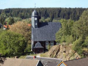 Kirche St. Salvator am Druidenstein